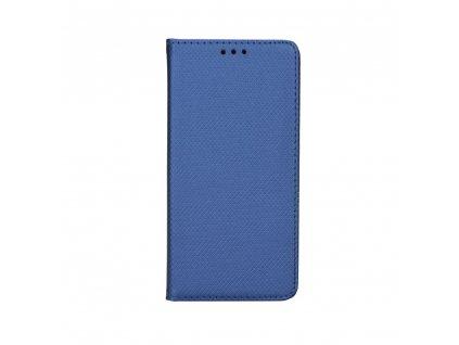 Pouzdro Forcell Smart Case Lenovo Moto G6 Plus námořnická modř