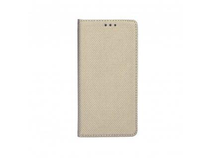 Pouzdro Forcell Smart Case Nokia 7 Plus zlaté