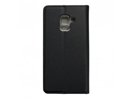 Pouzdro Forcell Smart Case Samsung Galaxy A5 2018 / A8 2018 černé