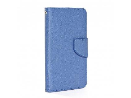 "Pouzdro typu kniha Fancy univerzalni 4,3 - 4,8"" navy blue"