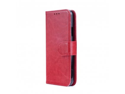 Pouzdro typu kniha Magnet Twin 2v1 - Samsung A3 2017 červené
