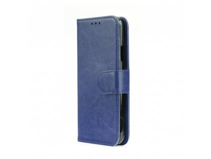 Pouzdro typu kniha Magnet Twin 2v1 - Huawei P20 modré