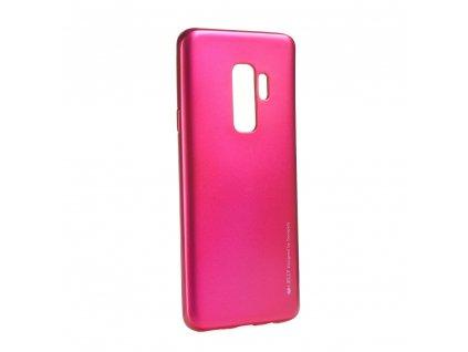 Pouzdro i-Jelly MERCURY/GOOSPERY pro SONY Xperia XA2 Ultra růžové