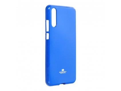 Pouzdro Goospery Mercury Jelly - Huawei P20 modré