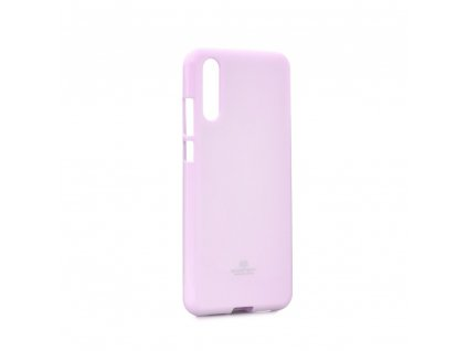 Pouzdro Goospery Mercury Jelly - Huawei P20 světle růžové
