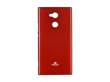 Pouzdro Goospery Mercury Jelly - Sony XPERIA XA2 červené