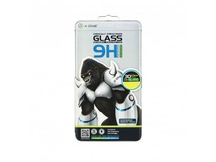 """Ochranné tvrzené sklo X-ONE 3D - Apple Iphone 7/8 5,5"""" (full glue) bílé"""