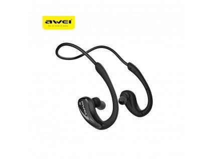 Stereo sluchátka Headset Bluetooth AWEI A880BL černé