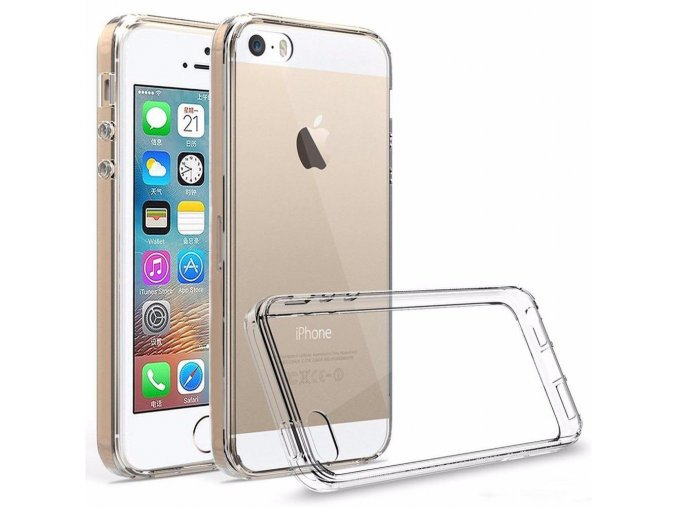 Forcell pouzdro Back Ultra Slim 0,5mm Apple iPhone 5
