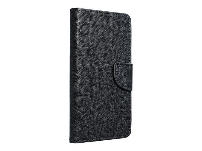 Fancy pouzdro Book - Huawei Y6 2017 černé