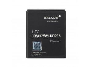 baterie blue star htc hd3 hd7 wildfire s 1300 mah w1200 cfff