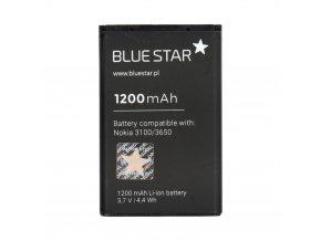 baterie blue star nokia 3100 6230 3110c 1200mah narada za bl 5c 3 w1200 cfff