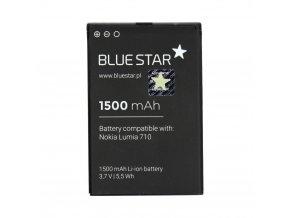 baterie blue star nokia 710 lumia 610 lumia 603 nahrada za bp 3l 1500mah w1200 cfff