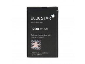baterie 1200mah blue star nokia 5220 xm li ion nahrada za bl 5ct bs premium w1200 cfff