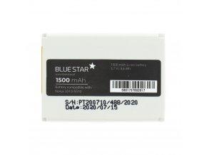 baterie blue star 1500mah nokia 3310 li ion 1500mah neoriginalni w1200 cfff