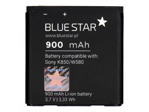 baterie blue star 900mah sonyericsson k850 w580 k770 bst 38 w1200 cfff