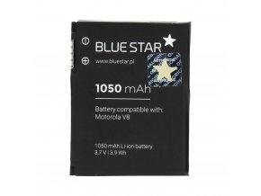 baterie blue star motorola v8 v9 u9 bx40 1050mah li ion bs premium nahrada bx40 2 w1200 cfff
