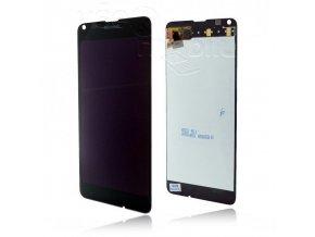 LCD displej Nokia Lumia 640 Dotyková plocha - černá