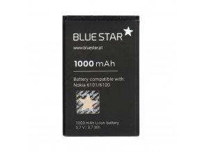 baterie blue star nokia 6101 6100 6300 bl 4c 1000mah neoriginalni 2 w1200 cfff