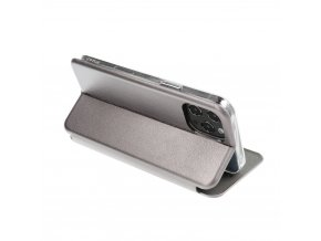 Pouzdro Forcell Book Elegance Apple Iphone 6 šedé