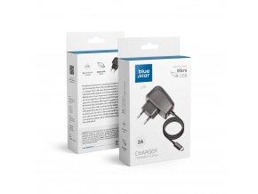 Cestovní Nabíječka Blue Star LITE do sítě s konektorem micro->USB / 2A