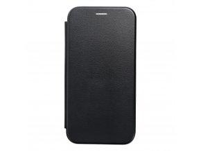 Pouzdro Forcell Book Elegance Apple Iphone 5/5S/5SE černé