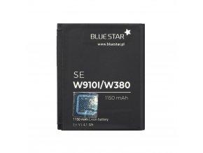 baterie blue star sony ericsson w910i w380 w20 zylo 1150mah nahrada za bst 39 w1200 cfff