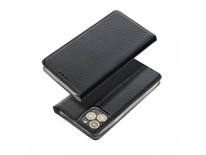 Forcell pouzdro Smart Case Book pro Huawei Y6 2017/Y5 2017/Nova Young - černé