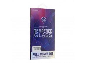 "Forcell 5D Full Glue tvrzené sklo - Apple iPhone 7/8 4,7"" Privacy - bílé"