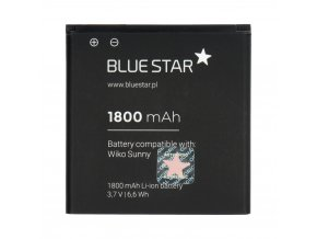 Baterie 1800 mAh Li-Ion Blue Star pro Wiko Sunny