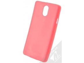Silikonové pouzdro Jelly Case Ultra Slim 0,3mm - Sony E2003 Xperia E4g - růžové