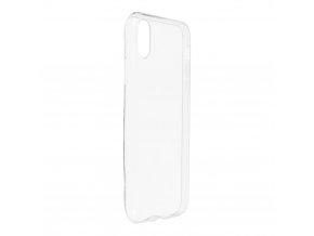 Pouzdro Back Case Ultra Slim 0,3mm Apple Iphone 8 transparentní