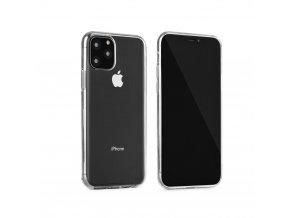 Pouzdro Back Case Ultra Slim 0,3mm Samsung Galaxy A5 2018 / A8 2018 transparentní