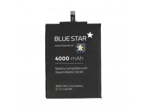 Baterie Blue Star XIAOMI Redmi 4X  - 4000mAh Li-Ion (BS-BN40)