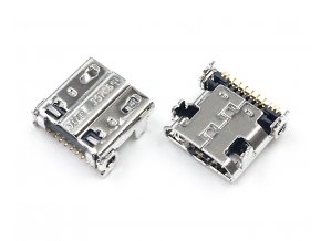 Nabíjecí konektor USB Samsung Galaxy S4 I9500 I9505 Note 2 N7100