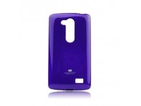 Pouzdro Goospery Mercury Jelly pro Samsung A500F Galaxy A5 - fialové