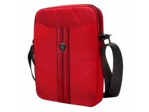 "Taška Ferrari pro Laptop / Tablet 10 "" FEURSH10RE - červená"
