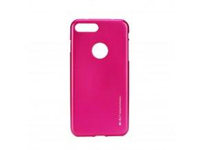 Pouzdro i-Jelly MERCURY/GOOSPERY pro Sony Xperia XA2 růžové