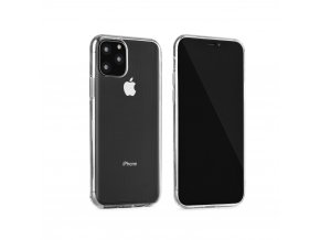 Forcell pouzdro Back Ultra Slim 0,5mm Samsung Galaxy A6 PLUS