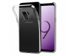Forcell pouzdro Back Ultra Slim 0,5mm Samsung Galaxy S9