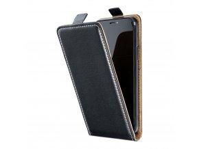 Forcell pouzdro Slim Flip Flexi FRESH pro Sony Xperia XZ2 černé