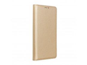Pouzdro Smart Case Book Huawei P20 Lite zlaté