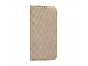 Pouzdro Smart Case Book Huawei P20 Pro zlaté