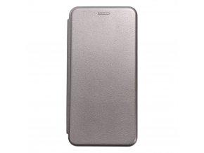 Pouzdro Forcell Book Elegance Samsung A6 ocelové
