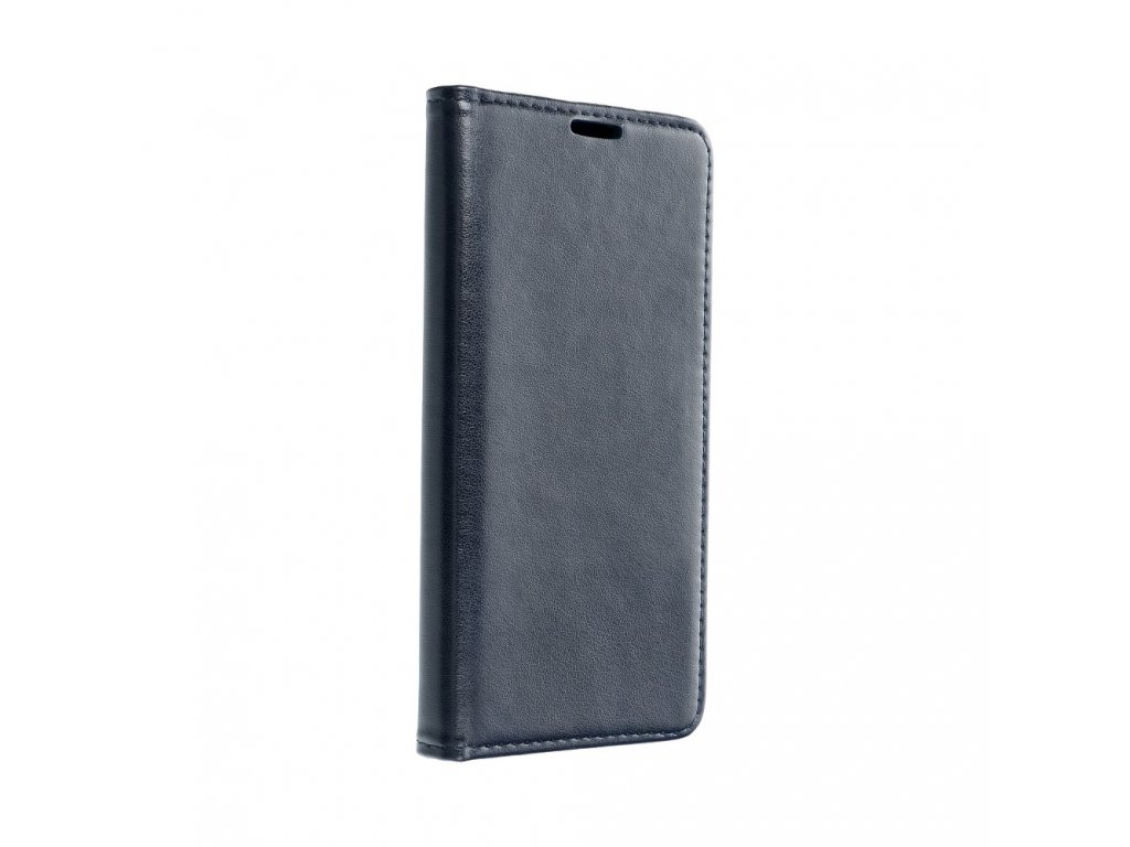 28444 pouzdro magnet flip wallet book apple iphone 5 5s tmave modre