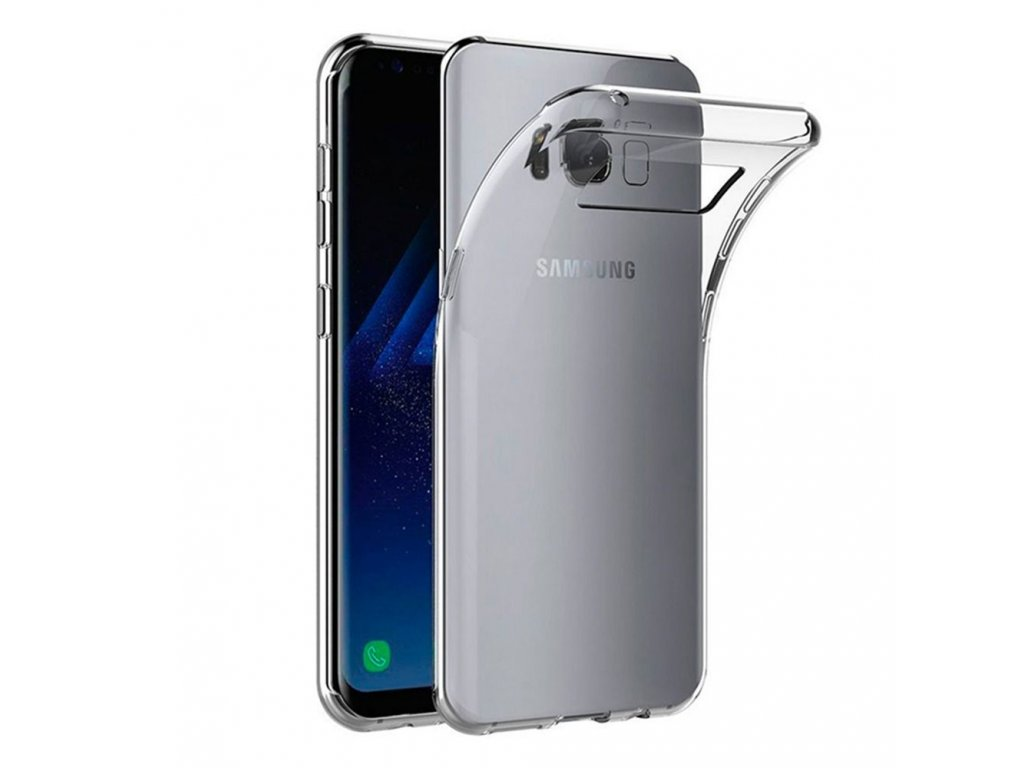 68038 2 forcell pouzdro back ultra slim 0 5mm samsung galaxy s8 plus