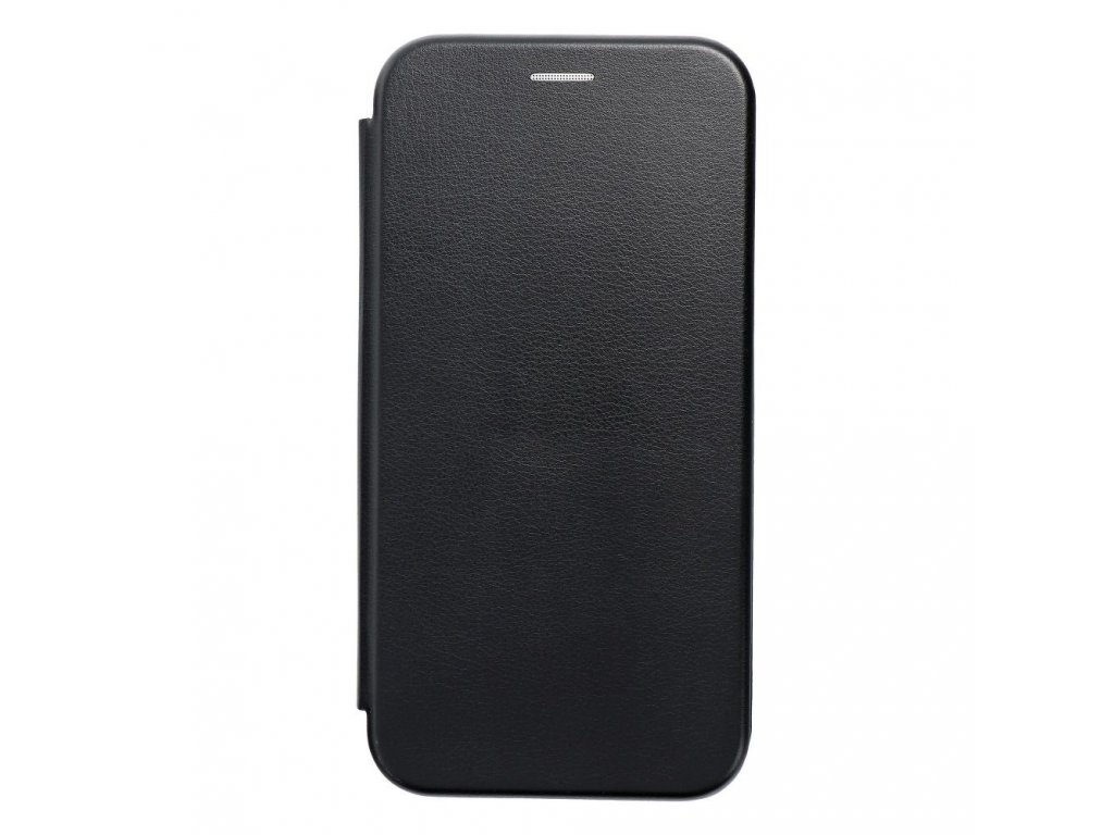 63562 pouzdro forcell book elegance apple iphone 5 5s 5se cerne