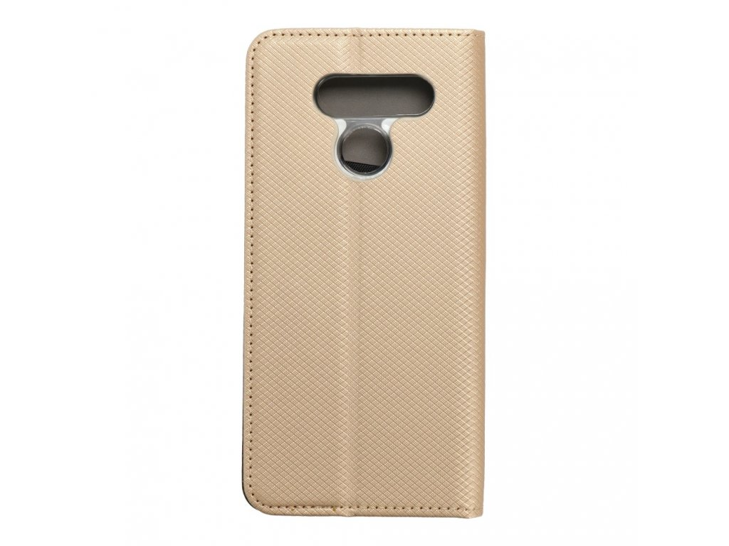 135356 pouzdro forcell smart case lg q60 zlate
