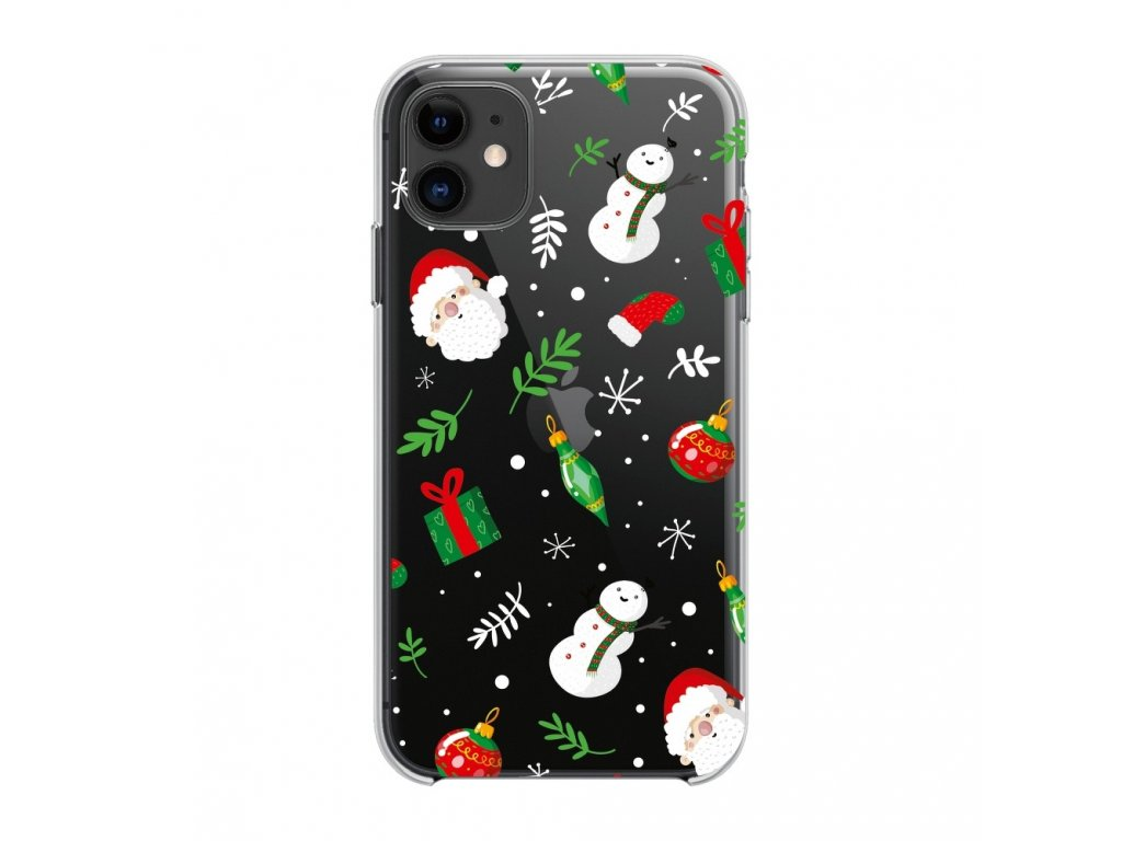 166658 pouzdro forcell winter 20 21 apple iphone 7 8 se svatecni mix