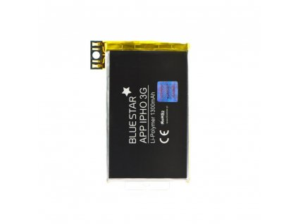 25273 6 baterie blue star apple iphone 3g 1300 mah li pol